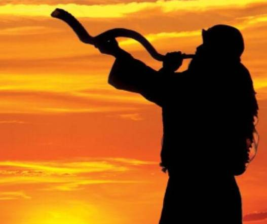 When the Shofars blew, the enemy was defeated and the walls fell down.