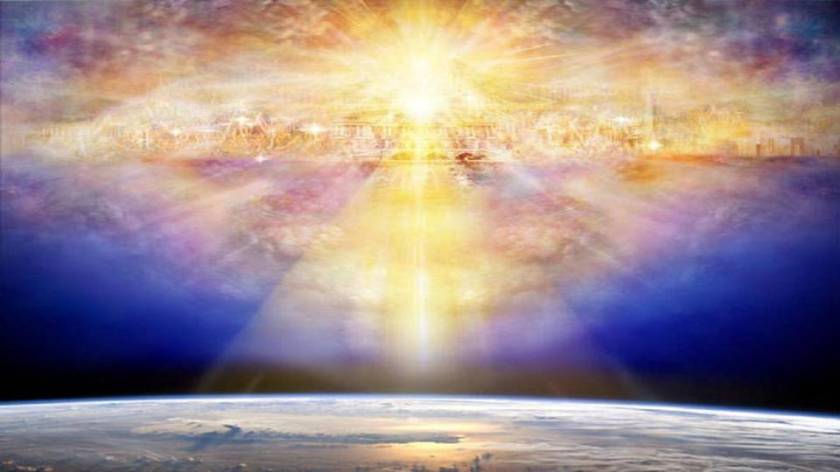 There is no light in heaven for the Lamb is the Light!