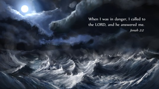 When I was in danger, I called to the LORD, and he answered me.