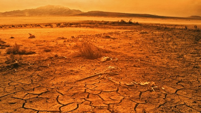 Dry bones in the dessert? God will bring life to them. He will bring life to you!