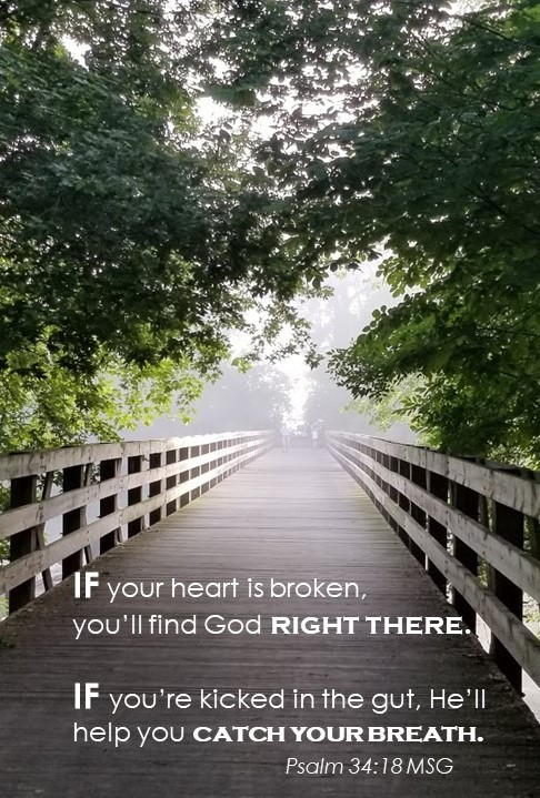 God will help you catch your breath.